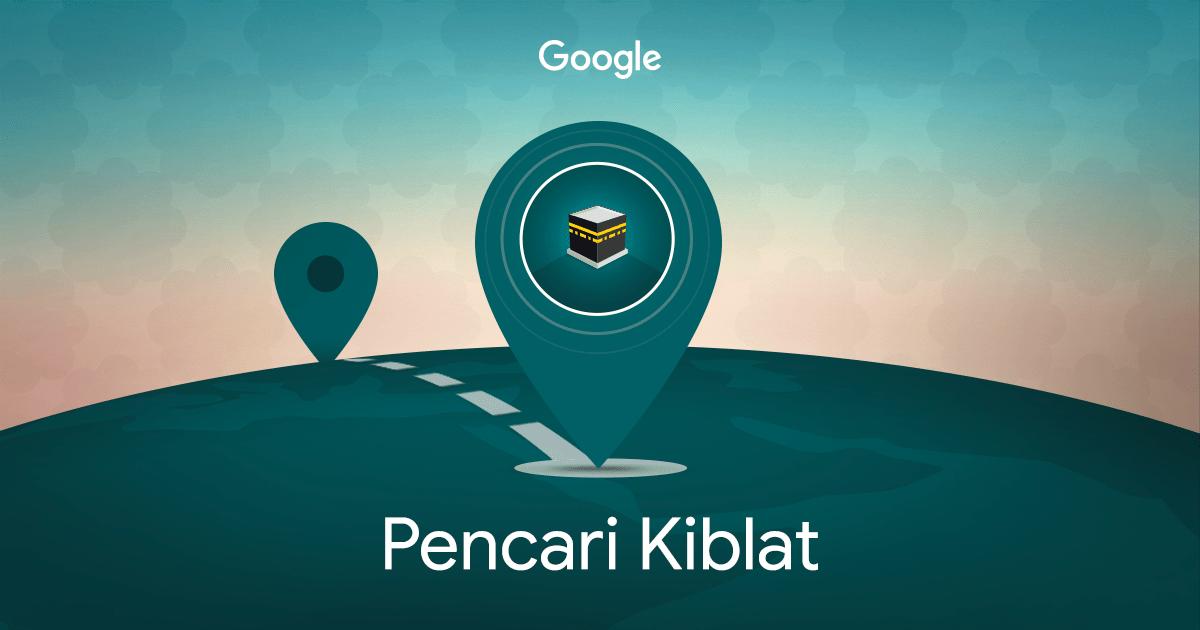 Qibla Finder (Pencari Arah Kiblat) - Google